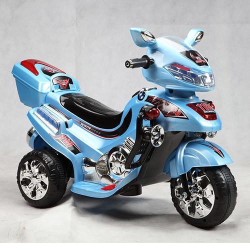 Bambi Мотоцикл Bambi M 0562-4 Blue (M 0562)