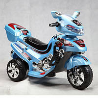Bambi Мотоцикл Bambi M 0562-4 Blue (M 0562), фото 1