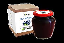 Черничная паста liqberry 550 г сахарный диабет уйдет навсегда
