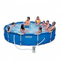 INTEX Каркасный бассейн Intex 366х76 см (28212)