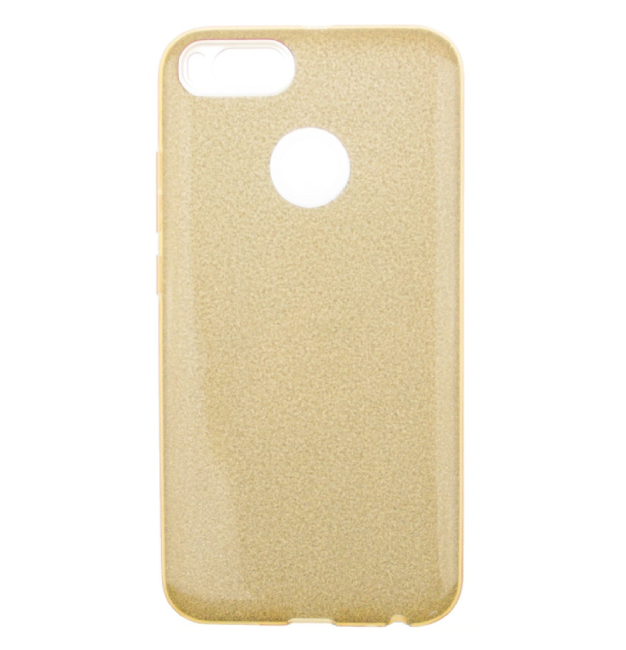 Чехол-накладка TOTO TPU Case Rose series 3 in 1 для Xiaomi Mi A1 / Mi 5X Gold