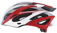 Шлем EXUSTAR BHM114 размер M/L 58-62см красный