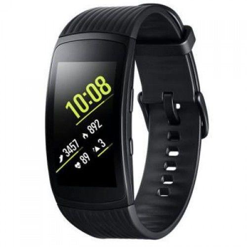 Фитнес браслет Samsung Gear Fit 2 Pro Black small (SM-R365NZKNSEK)