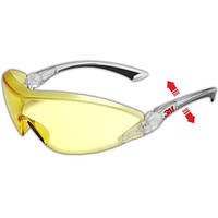 Захисні окуляри 3М 2742 комфорт жовті