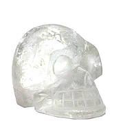 Череп из горного хрусталя (6,5х5х4,5 см)