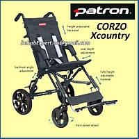 Специальная коляска для детей с ДЦП Patron CORZO XcountryRehab Buggy CRX 42, фото 1