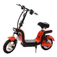 AL Toys Электросамокат AL Toys EM-15 Orange (EM-15)