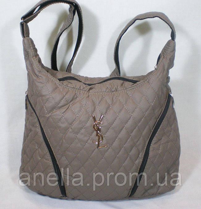 d2f0da497e37 Практичная стеганая сумка-мешок на каждый день - Интернет-магазин