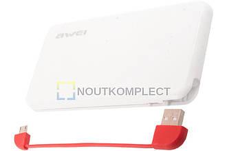 Повербанк Awei - P10K 6000mAh White