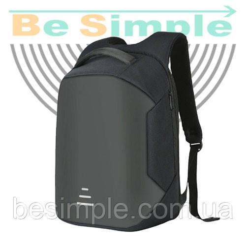 Рюкзак антивор Baibu с USB