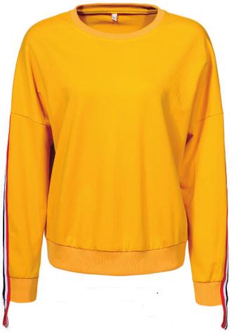 Блузка / свитер женский Glostory желтый, фото 2