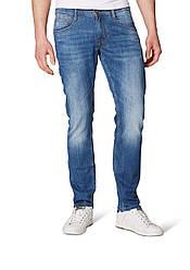 Джинсы мужские голубые Oregon Tapered от Mustang jeans в размере W32/L34