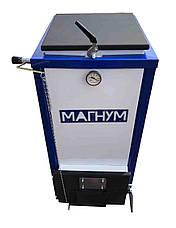 Котел Магнум Стандарт 18 кВт / Котел Холмова / Шахтный котел Холмова, фото 3