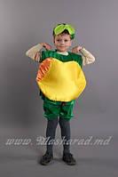 Карнавальный костюм «Яблоко»