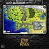 Постер Карта Средиземья. Властелин Колец, Lord Of The Rings, Хоббит, Hobbit (60x90см)