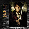 Постер Властелин Колец, Lord Of The Rings, Хоббит, Hobbit (60x84см)