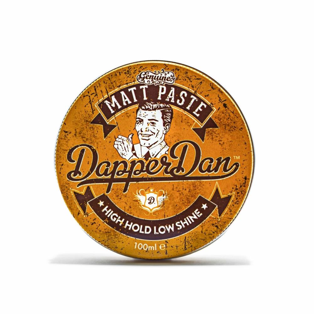 Паста матовая 100гр - Dapper Dan Matt Paste 100g