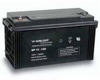 Аккумулятор SUNLIGHT SP12-120, 12В 120 А*ч