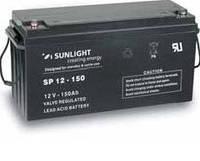 Аккумулятор SUNLIGHT SP12-150, 12В 150 А*ч