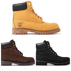 Ботинки 41-45 размер Timberland 6 inch НА МЕХУ
