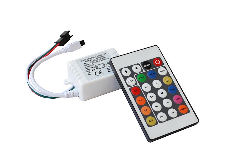 Контроллер IR HC303 IC RGB 6А (24 buttons)