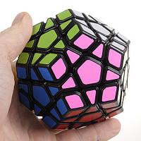 Кубик Рубика Мегаминкс черный Smart Cube