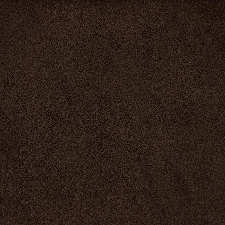 Замш Вектра коричневый  (глянцевое покрытие)