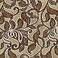 Шенилл Генуя коричневый