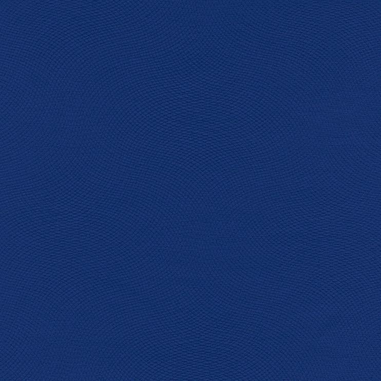 Велюр Лира ярко синий