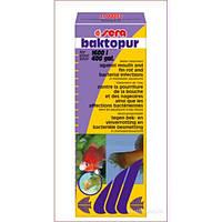 Sera baktopur - лечение бактериальных инфекции у рыб, 50 мл на 1000 л
