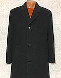 Пальто мужское шерстяное JUPITER (52-54), фото 2