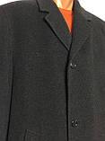Пальто мужское шерстяное JUPITER (52-54), фото 3