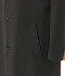 Пальто мужское шерстяное JUPITER (52-54), фото 4
