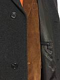 Пальто мужское шерстяное JUPITER (52-54), фото 7
