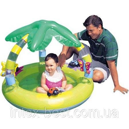 Детский надувной бассейн Intex 57405NP