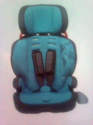 Детское автокресло фирмы Geoby CS901 (Группа 1/2/3), фото 2