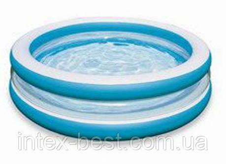 Детский надувной бассейн Intex 57489 (203х51 см.), фото 2