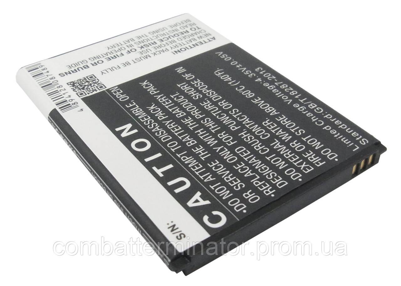 Аккумулятор ZTE Z828 (2300mAh) CameronSino