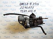 Турбина опель Омега Б 2.5, opel Omega B 2.5TD 2246672, TD04-11G4