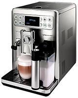 Кофемашина Philips Saeco Exprelia Evo Metal HD8857/09, фото 1