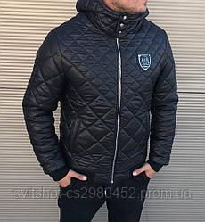 Куртка Philipp Plein стеганная