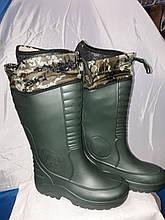 Обувь для рыбаков и охотников из эва пк 5 умм  (-20)