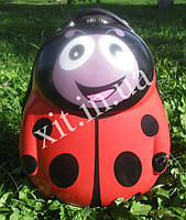 Детский чемодан сумка RGL Божья коровка, фото 1