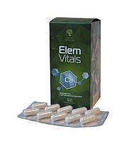 Элемвитал с органическим кальцием – природная прочность 60 капс
