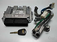 Блок управления двигателем 1.1 для Hyundai i10 2007-2013 0281015685, 391012A811