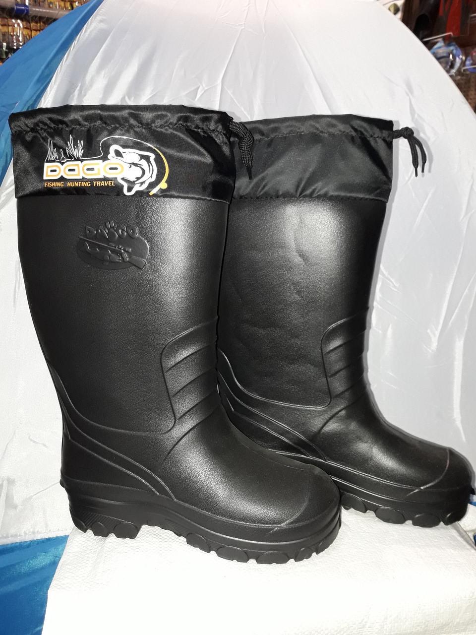 Зимняя обувь для рыбаков и охотников из ЭВА пк 6 умм  (-30)