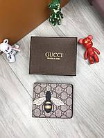 Кошелек клатч портмоне бумажник мужской женский Gucci премиум реплика AAA+