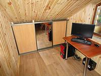 Индивидуальное изготовление и установка шкафов-купе