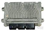 Блок управления двигателем 1.4 для Peugeot 207 2006-2015 1943Q6, 1943Q7, 215865398A, 9665424480
