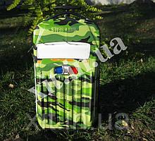 """Детский чемодан 18"""" на колесах Military"""